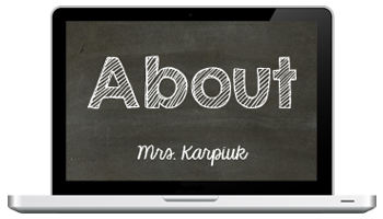 About Mrs. Karpiuk