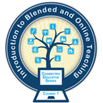 IDOE Office of eLearning: Introduction to Blended & Online Teaching completion